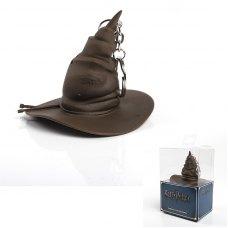 Брелок 3D HARRY POTTER Sorting Hat Капелюх зі звуком (Гаррі Поттер) 6 см