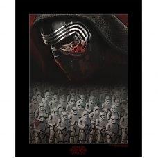 Картина колекційна STAR WARS First order army (Зоряні війни) 50x40 см