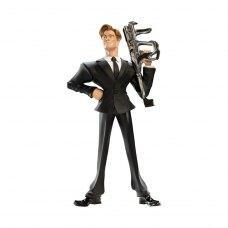 Фігурка MEN IN BLACK INTERNATIONAL Agent H (Люди в чорному) 18,5