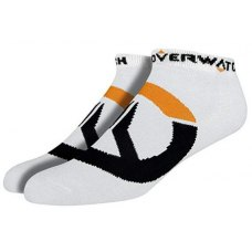 Шкарпетки набір OVERWATCH Logo (Овервотч) Білий