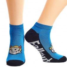 Шкарпетки FALLOUT Vault-Boy (Фалаут) для чоловіків 39-46 синій