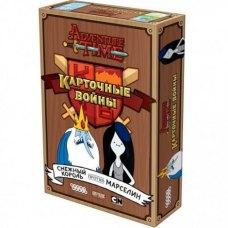 Настільна гра ADVENTURE TIME Card Wars. Snow King vs. Marcelino (Час пригод: Карткові війни. Снігови