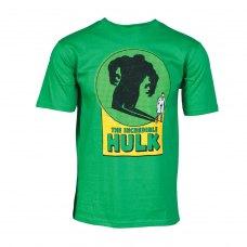 Футболка MARVEL Hulk (Халк) для чоловіків зелена