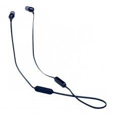 Навушники з мікрофоном (гарнітура), JBL T125BT, Blue (JBLT125BTBLU)
