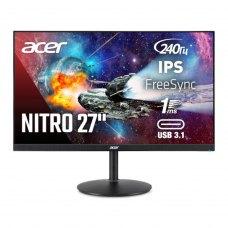 Монітор Acer Nitro XV272UXbmiipruzx (UM.HX2EE.X04)