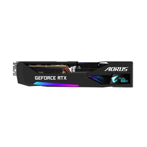 Відеокарта Gigabyte GeForce RTX 3070 Ti Aorus Master 8GB (GV-N307TAORUS M-8GD)