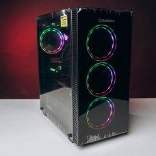 Ігровий ПК RGB з СВО i7-10700K(8ядер/16потоків) 3,80GHz/ОЗУ-32GB /RTX 3060 12GB/HDD-2ТB+1TB SSD M.2/800W