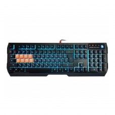 Клавіатура дротова ігрова, A4Tech B188 Bloody (Black) RGB