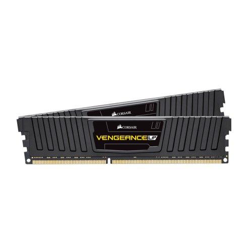 Модуль памяті DDR3 8192Mb CORSAIR (CML8GX3M2A1600C9) 1600MHz, PC3-12800, CL9, (9-9-9-24), 1.5V, (Kit:2x4096Mb), Vengeance Blue