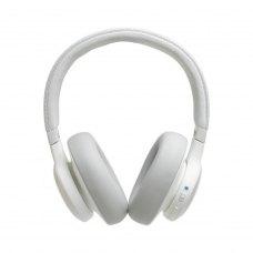 Гарнітура  JBL Live 650 BT NC (JBLLIVE650BTNCWHT) White