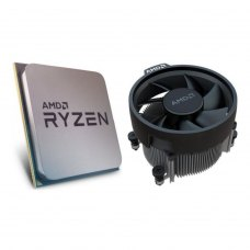 Процесор AMD Ryzen 5 3400G (YD340GC5M4MFI) Tray + cooler