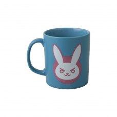 Чашка OVERWATCH D.VA Blue/Pink (Овервотч)