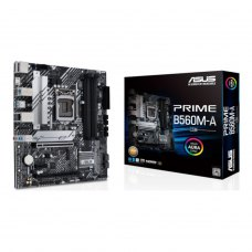 Материнська плата Asus Prime B560M-A (s1200, Intel B560, PCI-Ex16)