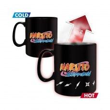 Чашка хамелеон NARUTO SHIPPUDEN Multicloning (Наруто) 460 мл