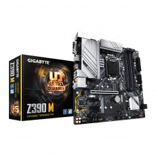 Материнская плата Gigabyte Z390 M s1151 (HDMI/DVI/DP 2xM.2 mATX)