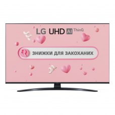 Телевізор LG 43UP78006LB