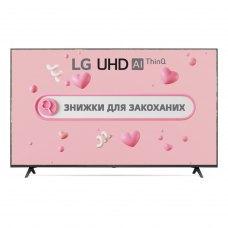 Телевізор LG 50UP77006LB