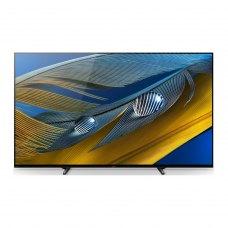 Телевiзор 55 OLED 4K Sony XR55A80JCEP Smart, Android, Titanium