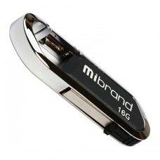 USB флеш  16GB Mibrand Aligator  USB 2.0 (MI2.0/AL16U7G) Grey