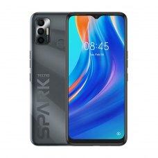 Смартфон TECNO Spark 7 (KF6n) 4/128Gb NFC Dual SIM Magnet Black