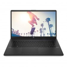 Ноутбук HP Laptop 17-cp0022ua (423M5EA) Black
