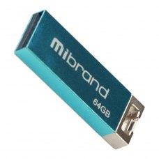 USB флеш 64GB Mibrand Chameleon Light Blue (MI2.0/CH64U6LU)
