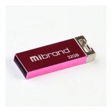 USB флеш 32GB Mibrand Chameleon Pink (MI2.0/CH32U6P)