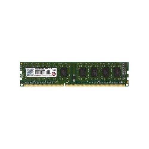 Модуль памяті DDR3 2048Mb 1600 MHz Transcend (JM1600KLN-2G)