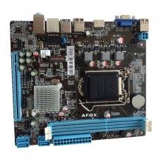 Материнська плата AFOX IH81-MA6 s1150 H81 2xDDR3 VGA-HDMI mATX