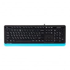 Клавіатура A4Tech FK10 (Blue)
