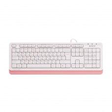 Клавіатура A4Tech FK10 (Pink)