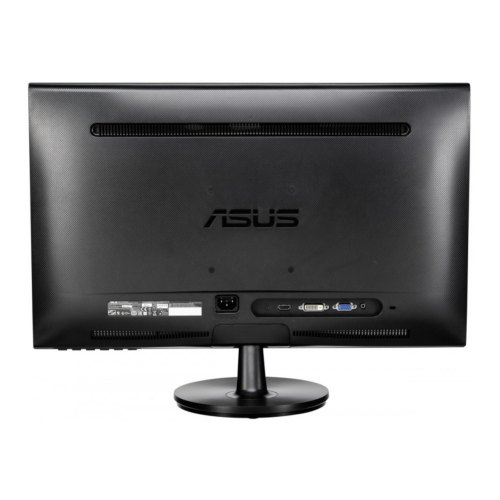 Монитор ASUS VS247HR 23.6Wide, TN+film, White LED, 16:9, 1920х1080/ 75 (Full HD), 1000:1 (DC 50 000 000:1), 300 кд/ м2, 5мс, 170/ 160, DVI, HDMI, VGA