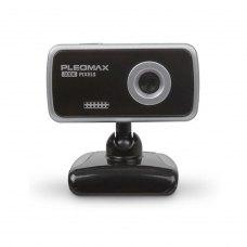 Веб-камера Pleomax W-210 відео до 640x480, фото до 0.3 мПикс 640*480, вбудований мікрофон