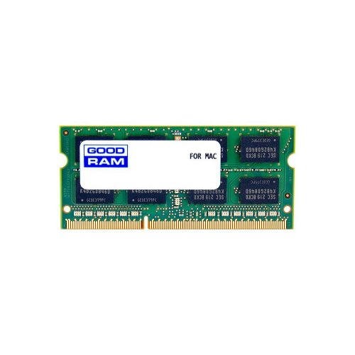 Модуль пам'яті SODIMM DDR3 GoodRam 8Gb 1333 MHz (W-AMM13338G) 8 Gb, DDR 3, 1333 MHz, PC3-10660, CL9, 1.5V, 1 планка