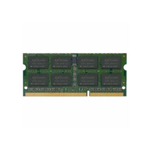 Модуль пам'яті SoDM DDR3 2048Mb Exceleram (E30801S) 1333MHz, PC3-10600, CL9, 1.5V