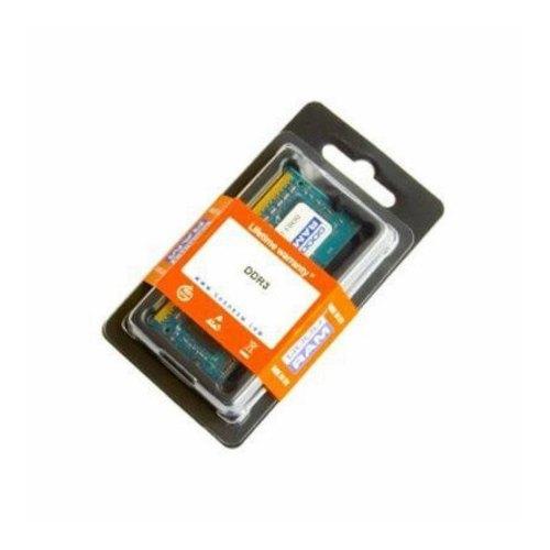 Модуль пам'яті SoDIMM DDR3 GoodRam 2048Mb (GR1333S364L9/2G) 1333MHz, PC3-10600, CL9, 1.5V