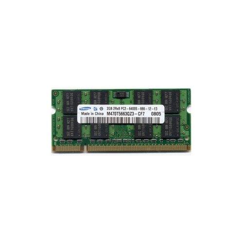 Модуль памяті SoDM DDR2 2048Mb SAMSUNG (M470T5663QZ3-CF7)