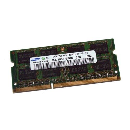 Модуль памяті SoDM DDR3 2048Mb SAMSUNG (M471B5773CHS-CF8 / M471B5673H0-CF8) 1066MHz, PC8500, CL7, 1.5V