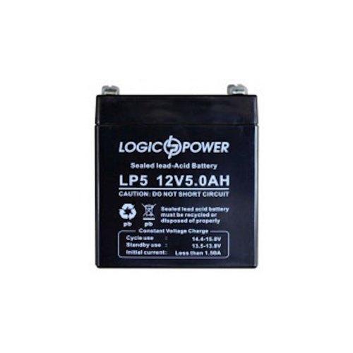 БатареядоПБЖ,LogicPower12V5.0Ah