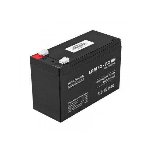 БатареядоПБЖ,LogicPower12V7,2Ah