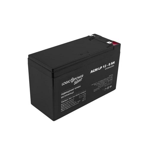 БатареядоПБЖ,LogicPower12V8.0Ah