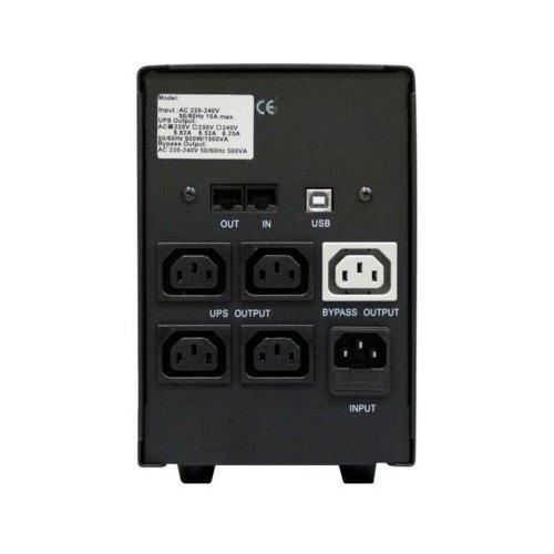 Пристрій безперебійного живлення Powercom (BNT-2000 AP)
