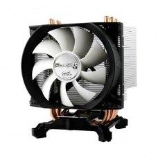 Кулер до CPU, Arctic Cooling Freezer 13 (UCACO-FZ130-BL) 775/1156/1366/754/939/AM2+/AM3, 600 - 2000 об/хв. ± 10%, алюміній, PWM + 4 теплові трубки