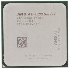 Процесор AMD Trinity A4-5300 3.4GHz/1MB (AD5300OKHJBOX) sFM2 BOX