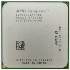 Процесор AMD Sempron 145 2.8GHz/1MB/4000MHz (SDX145HBGMBOX) sAM3 BOX