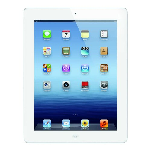 Планшет Apple IPad 3 64GB 4G Wi-Fi White (12м Гарантии)