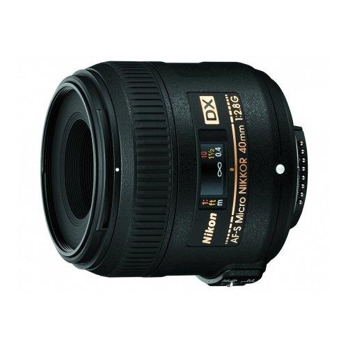 Обєктив Nikon Nikkor AF-S 40mm f/2.8G micro DX (JAA638DA)