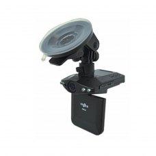 Відеореєстратор Gazer H521 н.д, 120°, 2.5 TFT, поворот камери, SD до 32Gb, запис звуку, підкурювач,