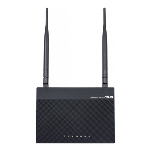 Маршрутизатор Wi-Fi ASUS RT-N12 D1 до 300Mbps, 802.11 n/g, 4x10/100TX