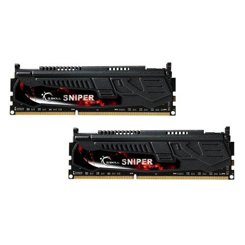 Модуль памяті DDR3 8GB (2x4GB) 2133 MHz G.Skill (F3-2133C10D-8GSR)